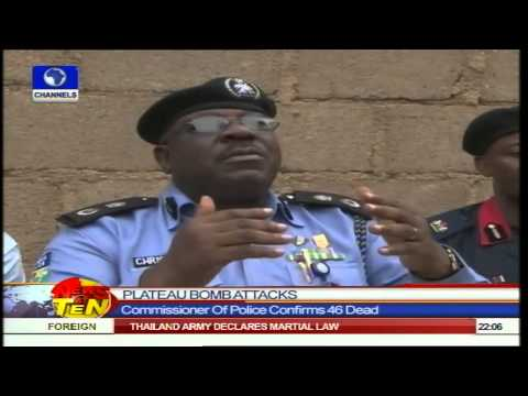 Channels TV News@10 (20/05/2014) Part 1