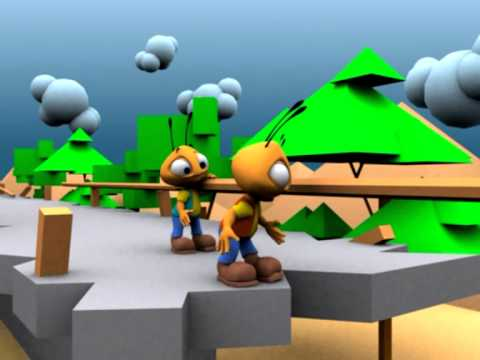 Ants Teamwork animation must see - YouTube - photo#3