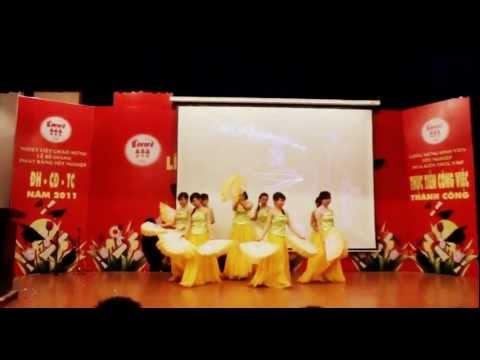DHKT5 Múa Nét Việt(vòng loại)