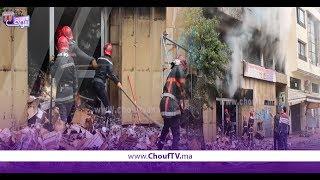 خــبر اليوم: تفاصيل أضخم حريق اندلع بعمارة سكنية بالدارالبيضاء و خلف مصرع عاملة نظافة   |   خبر اليوم