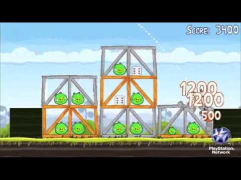 Angry Birds - Trailer PSP