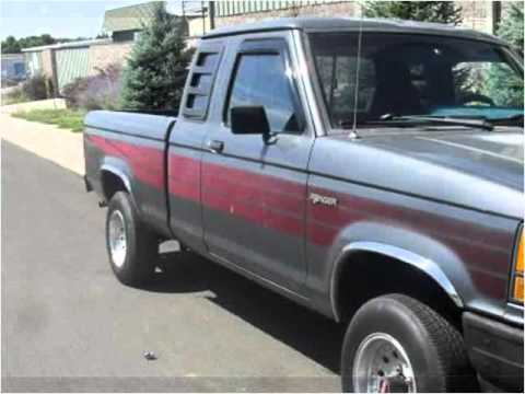 1989 Ford Ranger Available From Choice One Motors Youtube