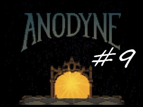 Let's Play Anodyne #9 - Beating at the Hotel