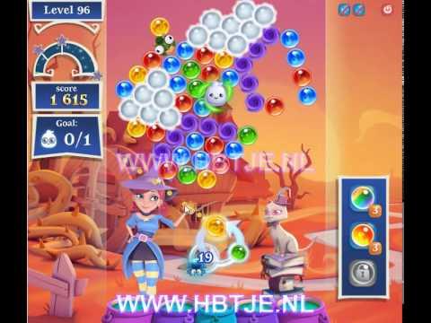 Bubble Witch Saga 2 level 96