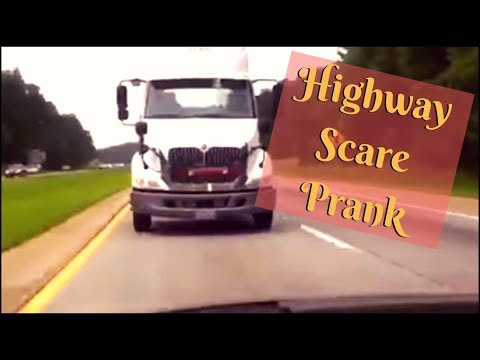 Scary Prank Reaction Videos