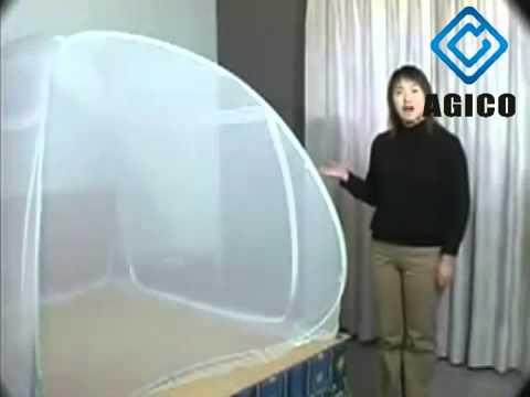 Màn chống muỗi và côn trùng cao cấp cho phòng ngủ
