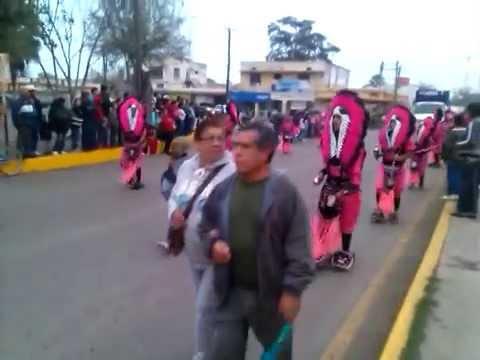 Danzas de palau coahuila 7 de Diciembre del 2014