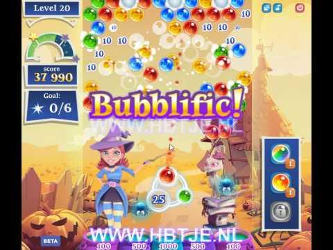 Bubble Witch Saga 2 level 20
