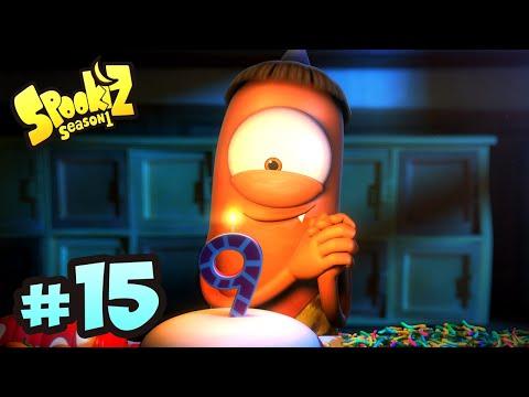Spookiz 15 - Narodeniny