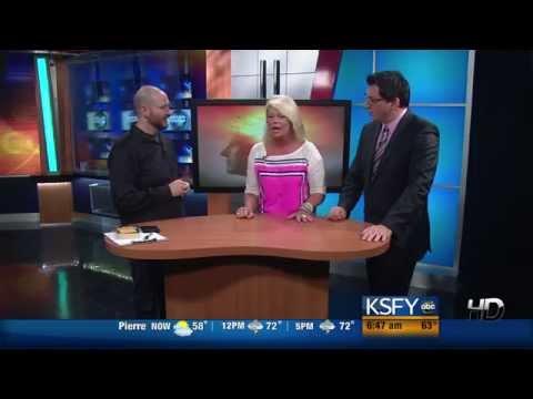 South Dakota News Anchor's Rant Makes Her Web's Newest Star