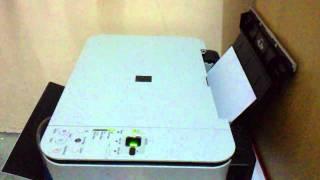 Printer Canon Pixma MP258 CISS Problem