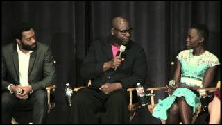 Video 12 YEARS A SLAVE: Screening Highlights