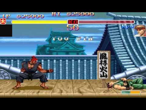 Hyper Street Fighter 2- Akuma TAP