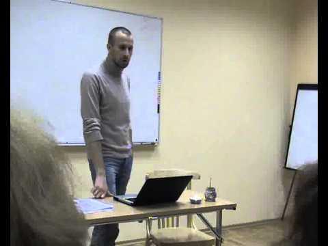 Максим Володин. Сотворение Вселенной 27 11 2009
