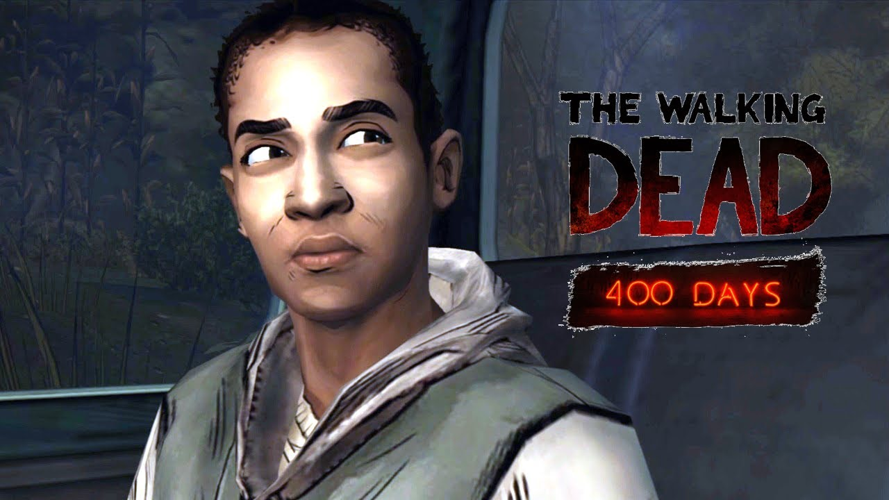 walking dead game season 1 400 days walkthrough