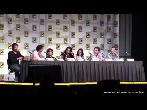 (2 of 5) Game of Thrones, San Diego Comic Con 2011