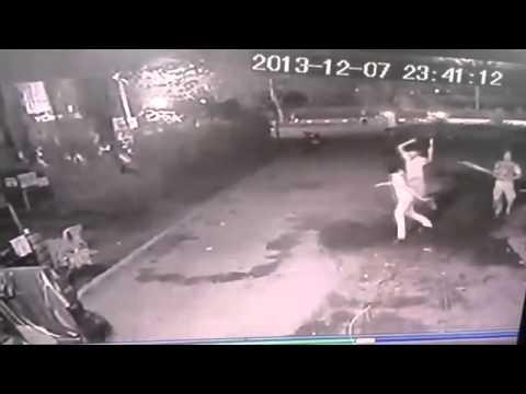 Video chém nhau kinh hoàng giữa TP HCM.