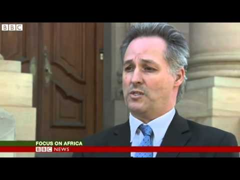 BBC News South Africa G4S prison staff accused of abuse