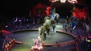 Ringling Brothers Circus Dragon Act