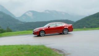Lexus GS 450h MY 2013:  Test Drive - Prova su strada videos