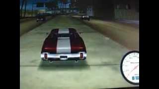 Grand Theft Auto Vice City: Modificación De La Velocidad