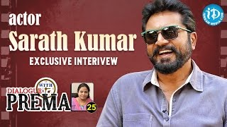 Actor Sarath Kumar Exclusive Interview