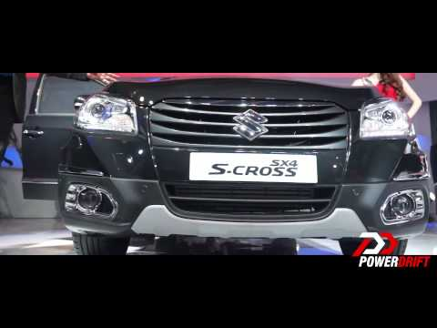 "Maruti Suzuki SX4 S-Cross | Ciaz Concept ""Quick Look"" : PowerDrift"