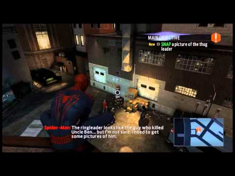 Talx plays: The Amazing Spider-Man 2! ep 1- The adventure begins!