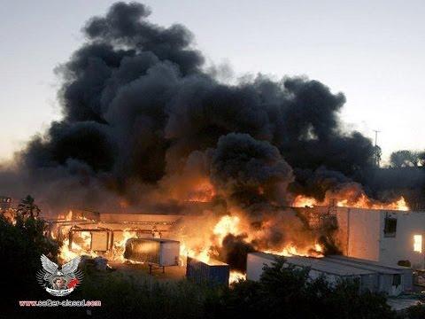 مصر العربية ترصد كارثة حريق 8 منازل بـأبو الغيط