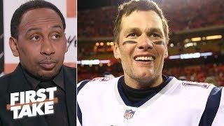 Tom Brady has surpassed Joe Montana as the GOAT – Stephen A. | First Take