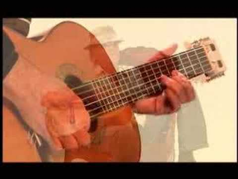 Jan Davis Guitar - Gypsy from Andalusia