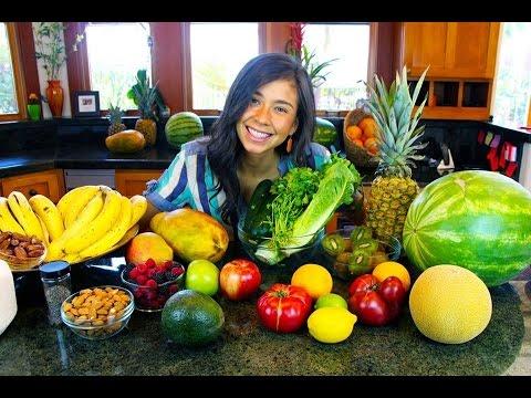 Como Combinar Frutas y Verduras!