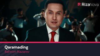 Превью из музыкального клипа Бахром Назаров - Карамадинг