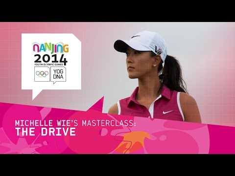 Michelle Wie on the drive to keep overcoming challenges | Road To Nanjing 2014 Youth Olympic Games