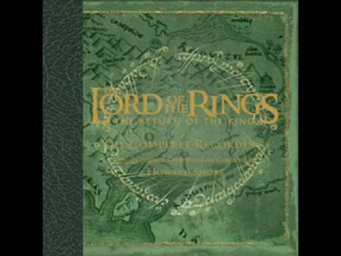 The Lord of the Rings: The Return of the King Soundtrack - 11. Shelob's Lair,