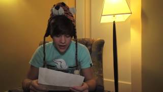 Austin Mahone Your Answers Fan Mail