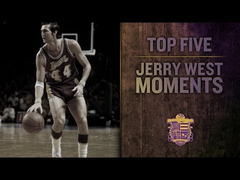 Lakers Nation Best Of: Top 5 Jerry West Lakers Moments