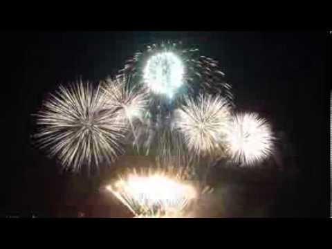 5th Pyromusical 2014 - People's Republic of China