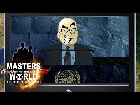 Let's Look At: Masters of the World: Geo-Political Simulator 3!
