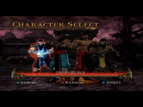 Mortal kombat shaolin monks ps2 fatality moves