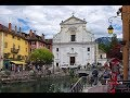 Places to see in Annecy France Church of St Francis