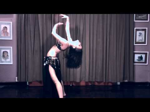 - Ho Lan belly dance - slow moves improvisation relaxing cool down mua bung