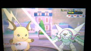 Pokemon X And Y: How To Upgrade Your Mega Ring + Absol's