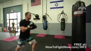 Kickboxing Workout Video Trav's MMA Workout Routine With