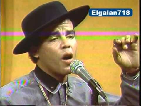 CARLOS MANUEL 'EL ZAFIRO' (video 80's) - No Se Que Hacer - MERENGUE CLASICO