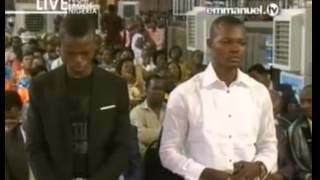 SCOAN 13 April 2014: Impersonators Of TB Joshua Deliverance And Testimony At SCOAN, Emmanuel TV
