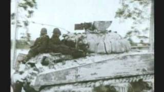 WWII BATTLE OF THE BULGE Part 3 COLOR FILM