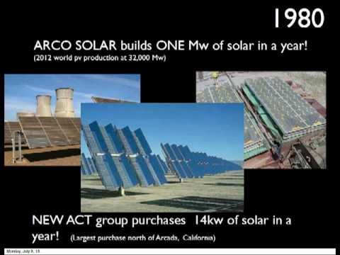 History of Solar in Washington State by Mike Nelson (Solar Washington)