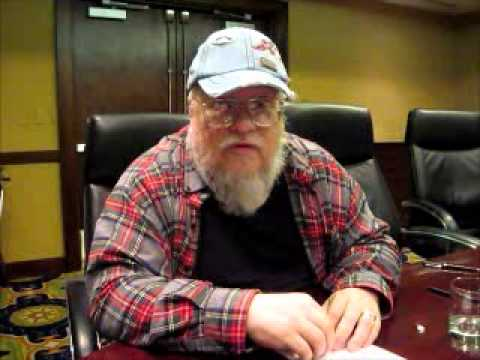 George R. R. Martin Interview
