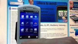 Liberar Sony Ericsson Xperia Mix Walkman Por Imei